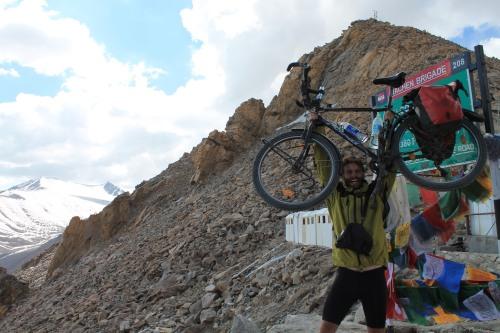 Khardung La - höchster Pass der Erde